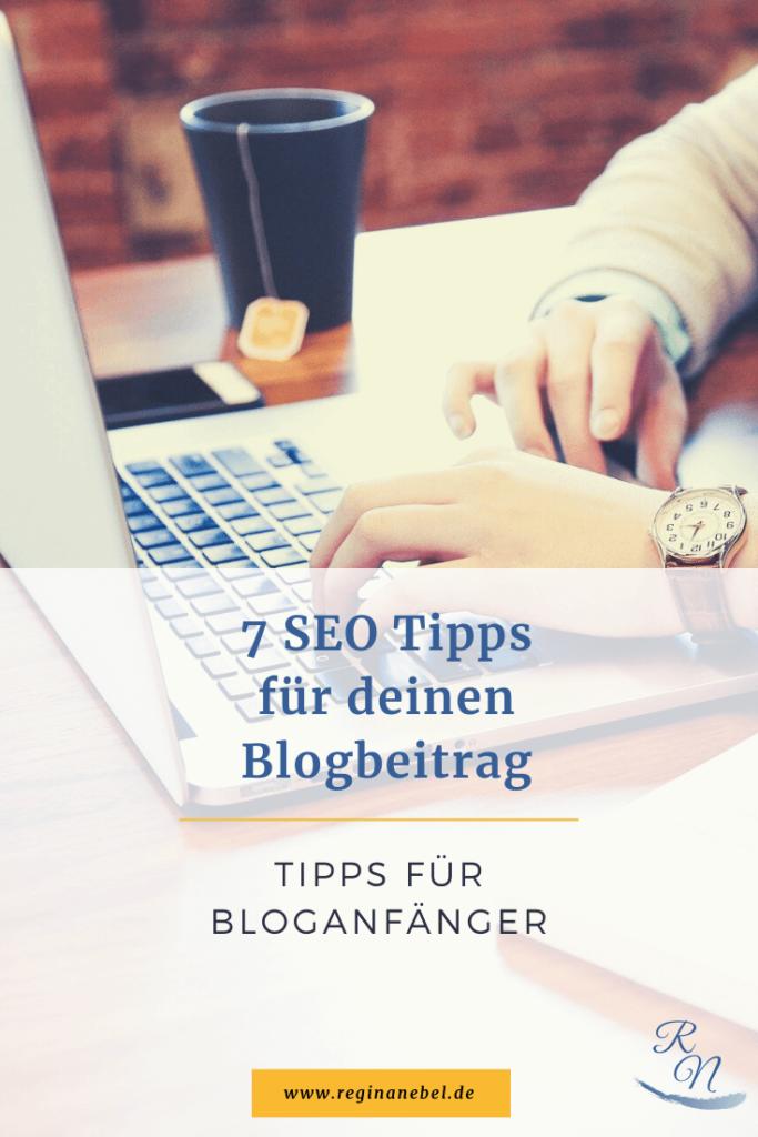 SEO Tipps für deinen Blogbeitrag - Virtuelle Assistenz