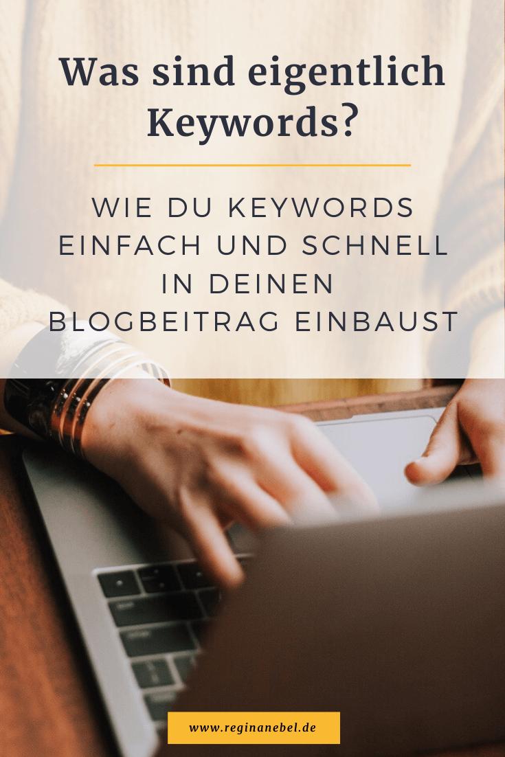 Read more about the article Was ist eigentlich ein Keyword?