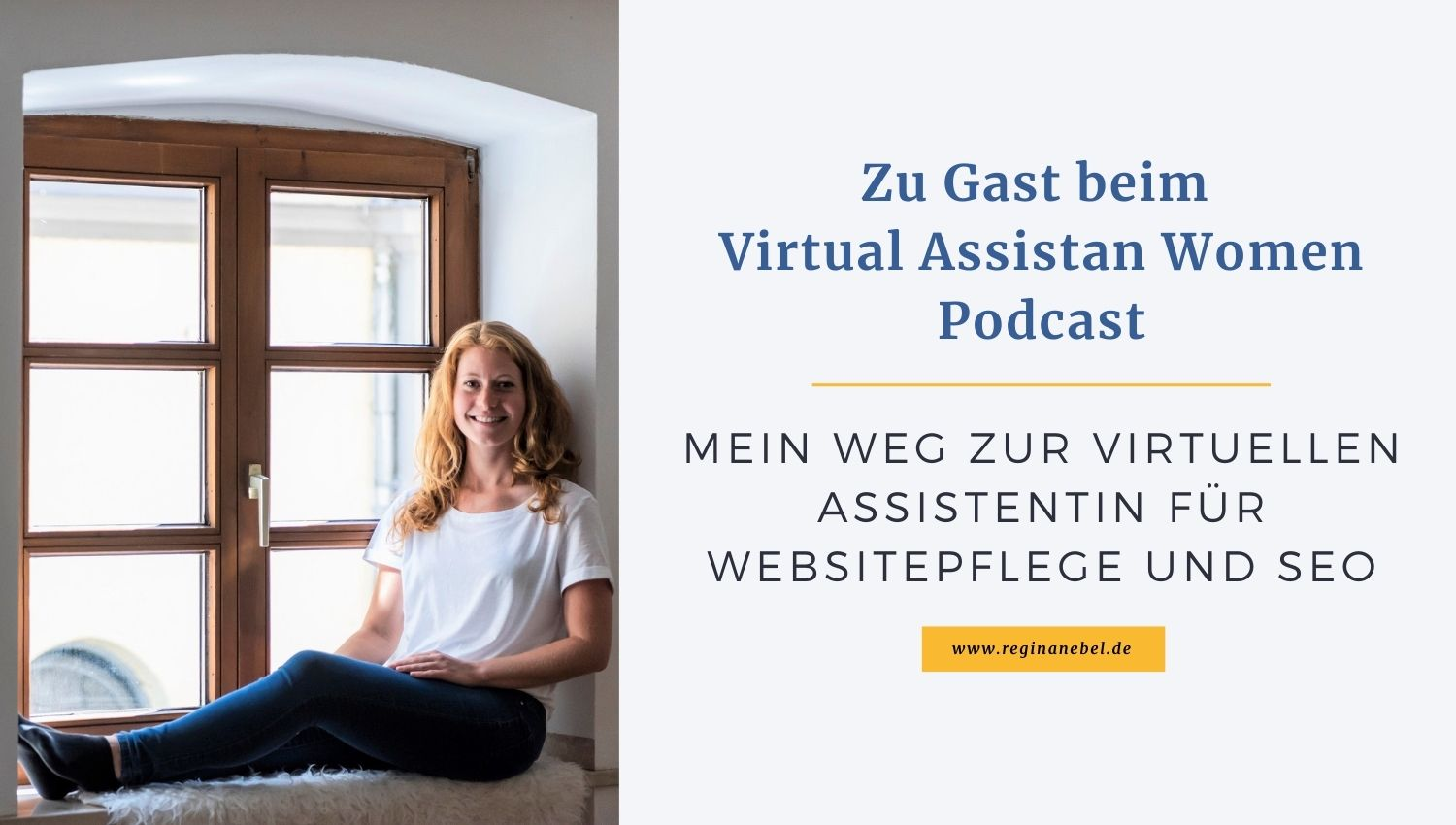 Read more about the article Zu Gast beim Virtual Assistant Women Podcast